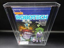 AFA 80+ 1985 vintage Matchbox ROBOTECH Micronized Zentraedi MOC sealed Macross !