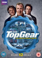 Top Gear: The Complete Specials DVD (2015) Jeremy Clarkson cert 12 13 discs
