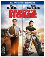 Daddy's Home [New Blu-ray] With DVD, Widescreen, Subtitled, 2 Pack, Ac-3/Dolby