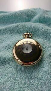 Elgin Half Hunter cased Vintage Pocket Watch c.1912