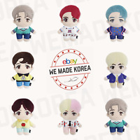BTS Character Plush Body Flat Cushion 7 types Official K-POP Authentic Goods