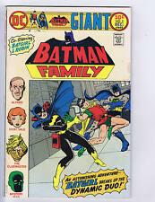 Batman Family #2 DC 1975