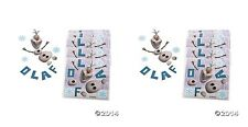 Disney Frozen Stickers Build Your Own Olaf Party Gift Bag filler Activities