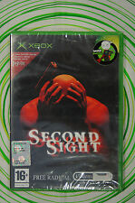 Second sight XBOX pal