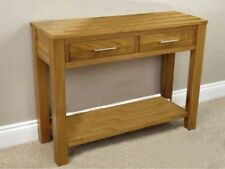 Solid Wood Traditional Console Tables