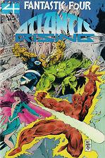 FANTASTIC FOUR : ATLANTIS RISING # 1<>MARVEL COMICS<>1995<>ACETATE COVER<>nm