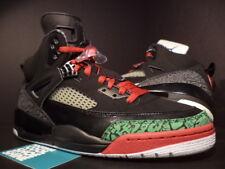 2007 Nike Air Jordan SPIZIKE BLACK FIRE RED CEMENT GREY GREEN WHITE 315371-061 9