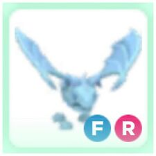 Frost Dragon FR Roblox Adopt Me