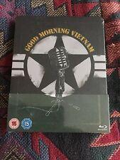 Good Morning Vietnam steelbook, U.K. Import