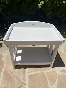 American Girl Bitty Baby White Changing Table- Retired