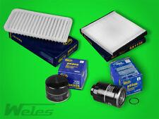 Paquete de Inspección TOYOTA AVENSIS T25 2.0D d-4d AIRE polen- aceite-