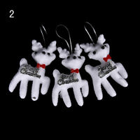 2X Foam Christmas Tree Decoration Festival Home Decor Hanging Ornament sTsT