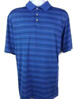 Slazenger Golf Polo Shirt Men's Large Breathable Stretch