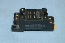 3 NEW - Omron  2377H  Relay Mounting Block  PTF08A-E