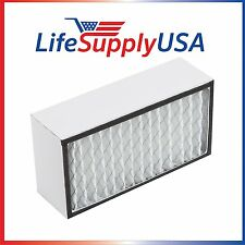 Replacement Filter for A1401B Bionaire Air Purifier fits LE1660 and LC1460