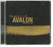 The Very Best of Avalon by Avalon (CD, Mar-2003, Sparrow Records)