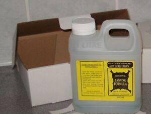 Leder tanning  powder for animal hide, skin. Free delivery