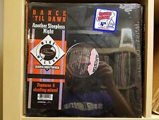 Mike Wilson w/ Shawn Christopher - Another Sleepless Night - Vinyl Single SEALED