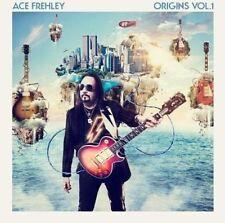 Origins, Vol. 1 [Digipak] * by Ace Frehley (CD, Apr-2016, Entertainment One)