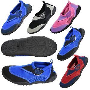 Aqua Beach Surf Wet Water Shoes Boys Girls Mens Womens Wetsuit Boots Nalu
