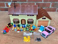 Custom The Simpsons House 71006 UA Set Christmas Gift Educational Toys DHL SHIP