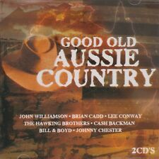 [BRAND NEW] 2CD: GOOD OLD AUSSIE COUNTRY: VARIOUS ARTISTS