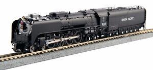 New Kato  126-0402 4-8-4 FEF-3 Union Pacific No.838 Black Freight