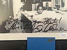 "ED ASNER Autograph Signed Photo MARY TYLER MOORE ""Boy were you dirty!""- IPI COA."