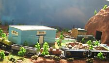 N SCALE CUSTOM BUILT TRAIN LAYOUT   49  X 31 X 13 MAKE AN OFFER