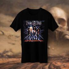 Pretty Boy Floyd glam metal band Faster Pussycat Black T-shirt  S M L XL 2XL