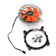 2200rpm Ventilador CPU Enfriador Disipador de calor para Intel LGA775/1156/1155