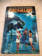CACHALOT By Alan Dean Foster 1980 SIGNED, science fiction, novel, dustjacket