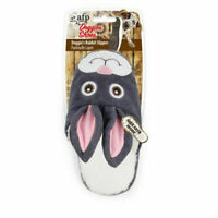 All For Paws Doggies Rabbit Slipper Soft Dog Chew Toy