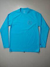 New listing Billabong Uva Uvb Protection Surf Shirt Size Large Rash Guard Long Sleeve Water