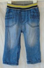 Boys' Clothing (newborn-5t) Baby & Toddler Clothing Baby Boy Miniclub Jeans 3-6 #free Post