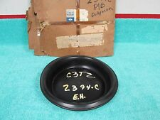 1963 FORD TRUCK  POWER BRAKE BOOSTER DIAPHRAGM   NOS FORD  416