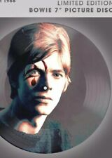 "David Bowie ""The shape of things to come"" New Design Ltd 7"" Picture Disc InStock"