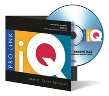 Nexiq Technologies 883076 Pro-link IQ Obdii y Eobd software Aplicación