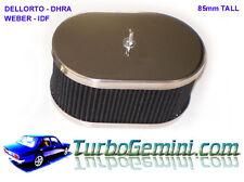 Air Cleaner Filter 85mm Tall Weber IDF Dellorto DRLA Gemini Mazda Escort Cortina