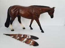 Peter Stone Bay Western Pleasure Horse Vintage 1996-1998