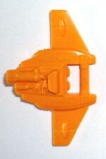 WETSUIT Brazil Mission~Orange Underwater SLED~Gi Joe Parts~Vintage 1986 v1 or v2