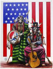 "The Grateful Dead Comix Cover 11 x 14""  Photo Print"