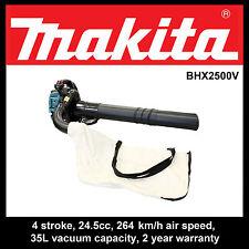 Makita BHX2500V 4 Stroke Petrol Blower / Vacuum