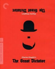 715515080613 Criterion Collection Great Dictator Blu-ray Region 1