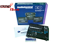 AudioControl EQL Black Trunk Mount Equalizer and Pre-amp