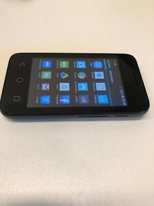 Alcatel One Touch Pixi 3 4009X   Black Android Mini Smartphone (Unlocked)