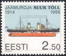 Estonia 1996 rompighiaccio Barche Navi///trasporti marittimi// Nautico 1v (ee1123)