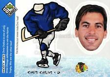 1998-99 UD Choice Bobbing Head #23 Chris Chelios