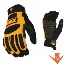 DeWALT Performance Mechanic Work Gloves M-XL FREE SHIPPING!!