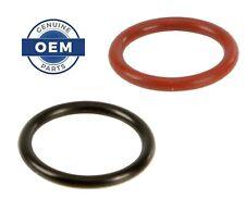 OEM For Honda Power Steering Pump Rubber Inlet & Outlet O-Ring Seals 2 pcs Kit